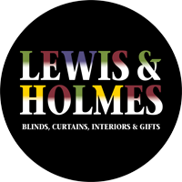 Lewis & Holmes - Blinds, curtains, interiors and gifts